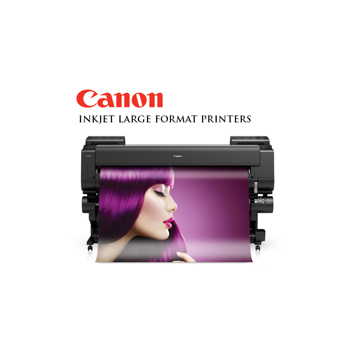 Canon InkJet Large Format Printers