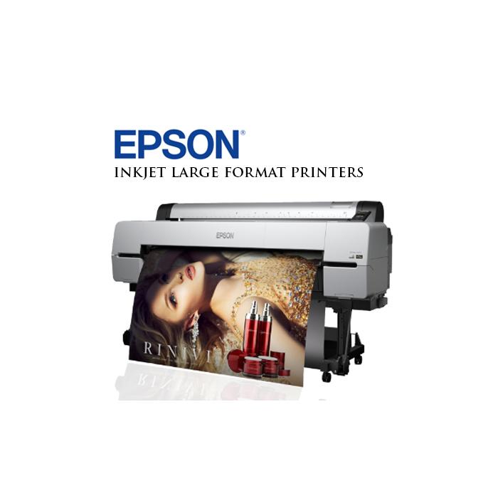 Epson Inkjet Large Format Printers