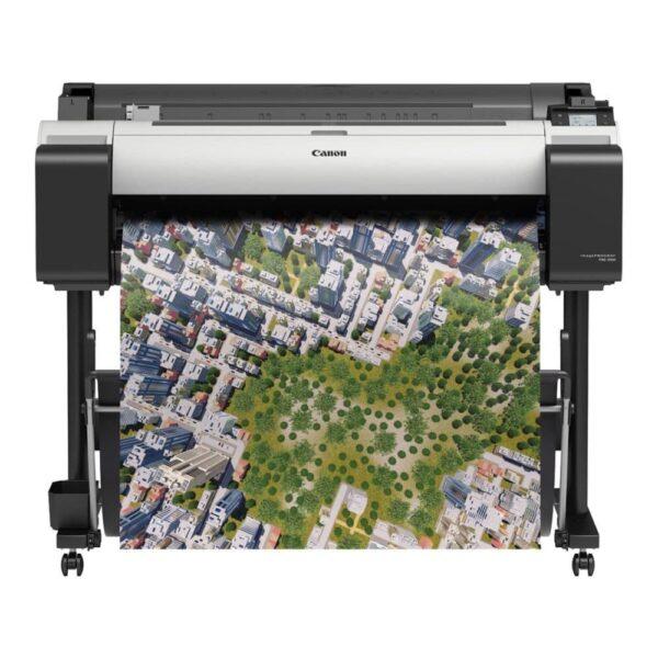 Canon imagePROGRAF TM-300 view