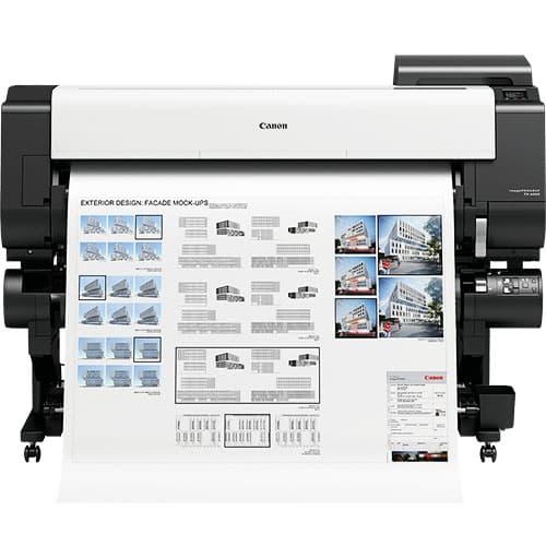 Canon imageprograf_tx_4000_printer