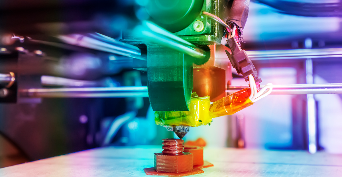 3D Printing - Tenaui Middle East