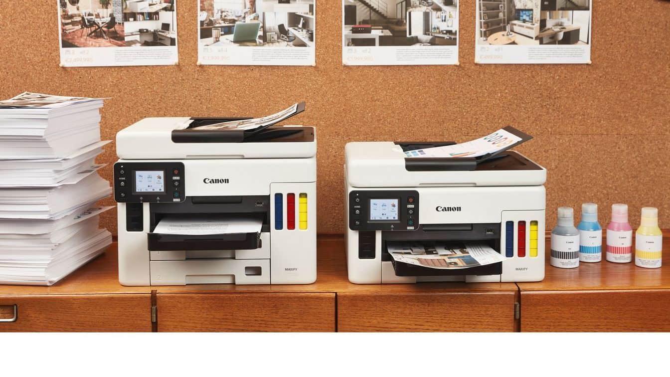 Office Printers - Tenaui Middle East