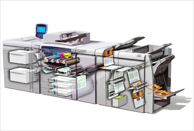 The Digital Printing Process Step by Step
