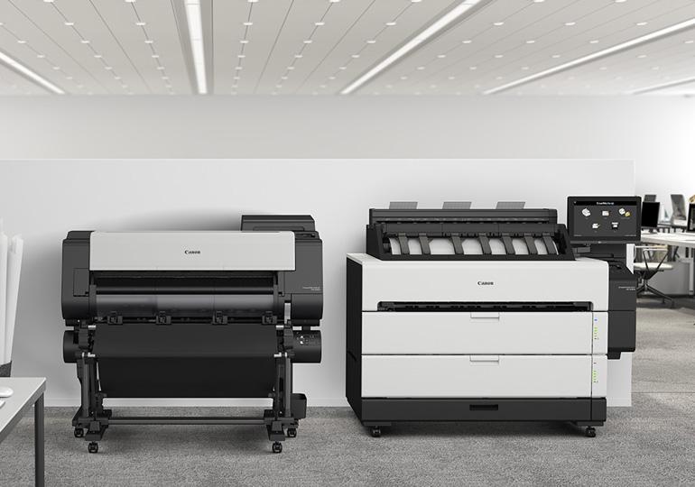 Digital Canon Printer - Tenaui