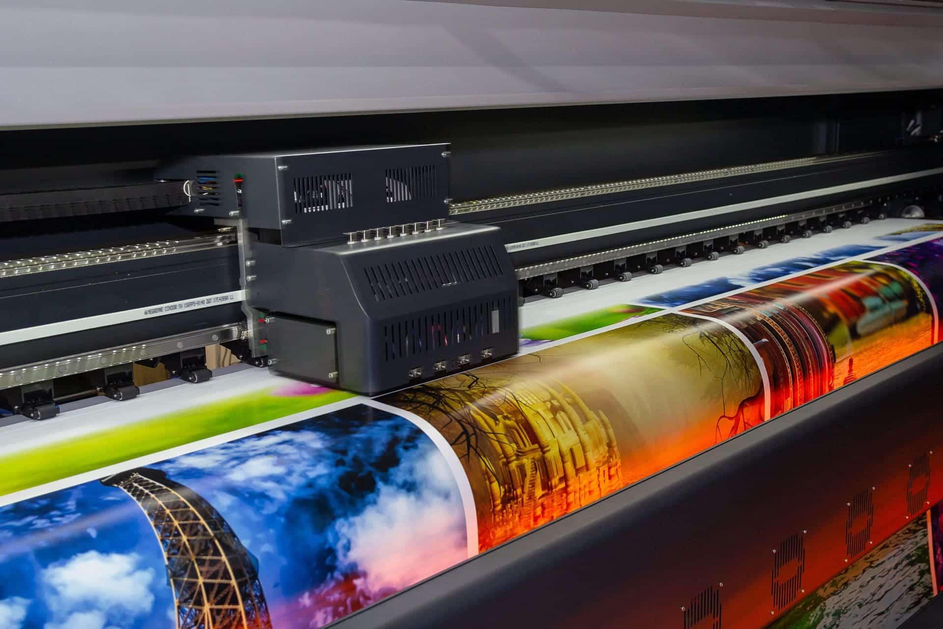 Digital Printing - Tenaui Middle East