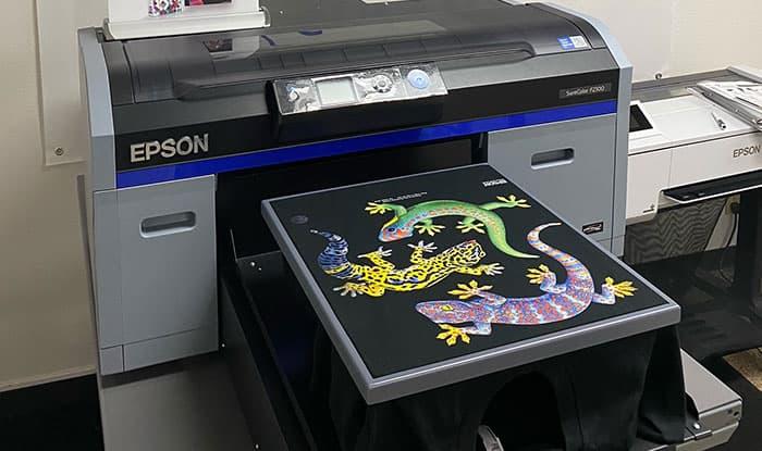 Epson TShirt Printer - Tenaui Middle East