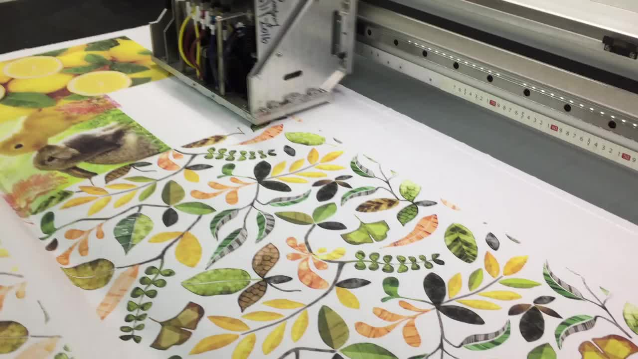 The Best Technology For Fabric Printing - Tenaui Middle East